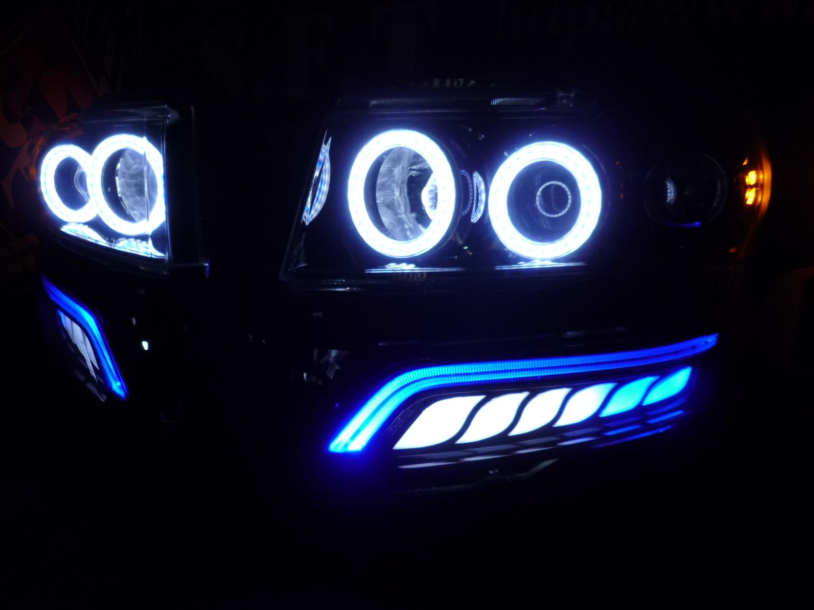 N-BOX ヘッドライト加工