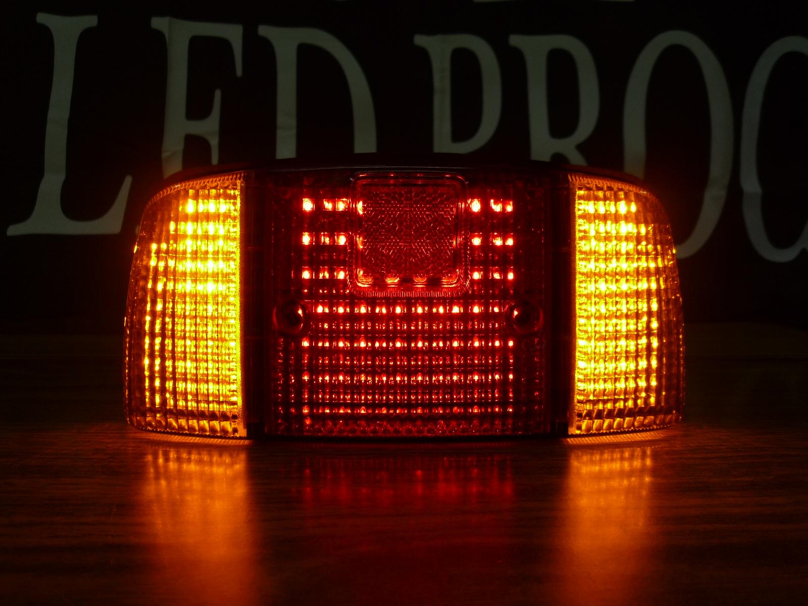 ホンダ CBX LED加工