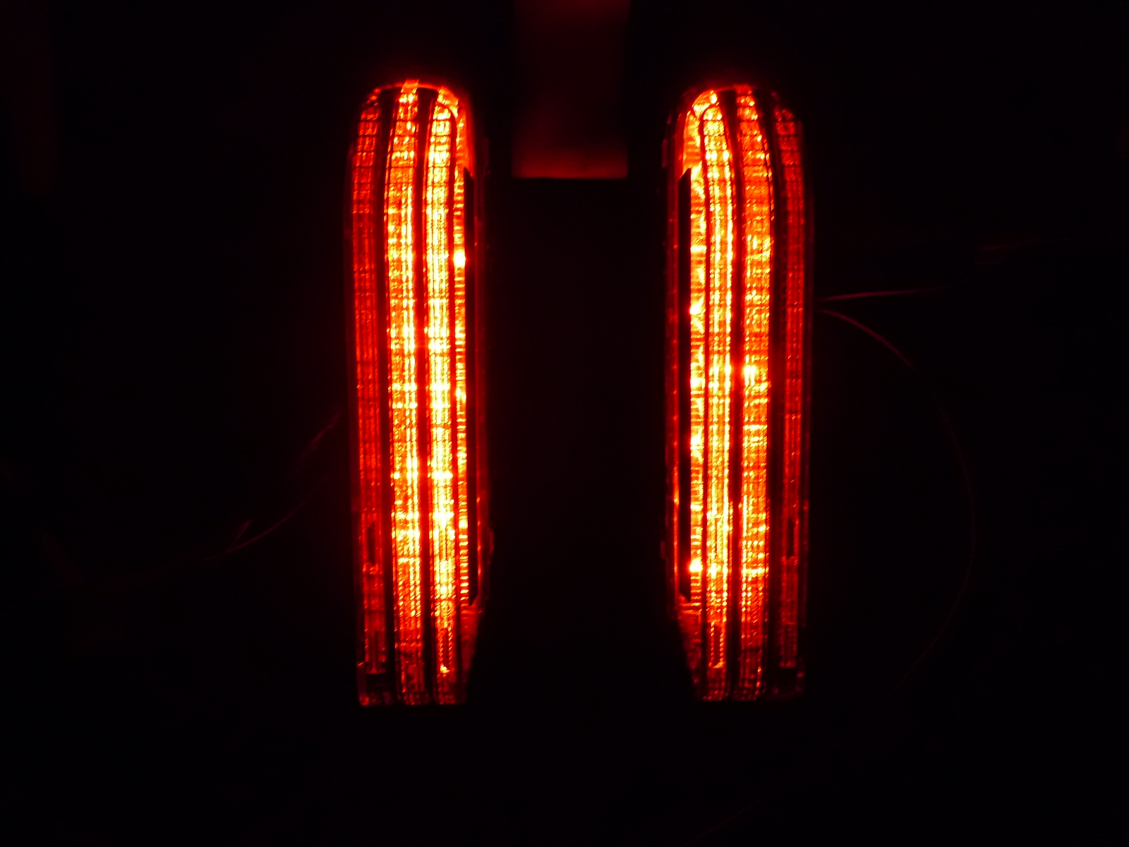 ハーレー CVO LED加工