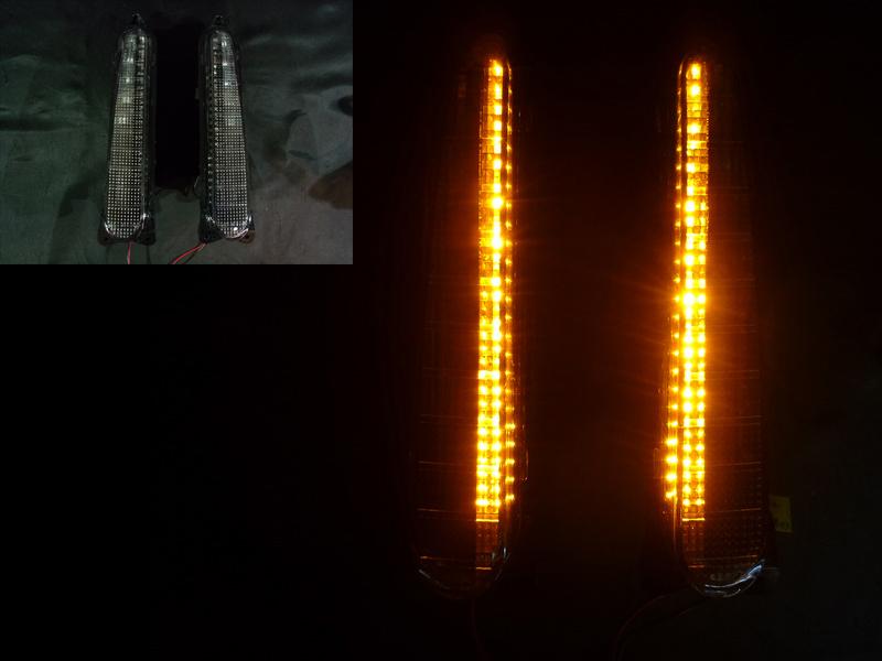 ハーレー テール LEDテール加工 ver.1