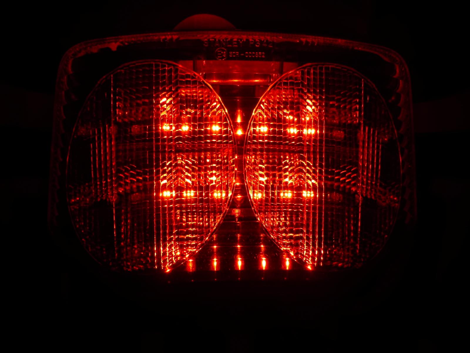 ホンダ CB400 スーパーフォア テール加工